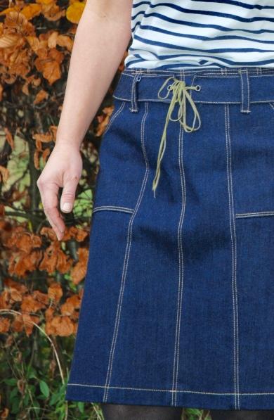 Designer Stitch Santi Skirt pdfpattern sewing testing